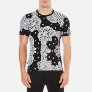 Vivienne Westwood Anglomania Men's Bandan T-Shirt - White/Black