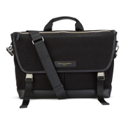 WANT LES ESSENTIELS Men's Jackson 15' Messenger - Black/Black