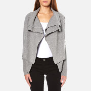 BOSS Orange Women's Ivettal Cardigan - Grey