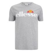 Ellesse Men's Arameo Logo T-Shirt - Grey Marl