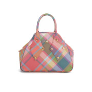 Vivienne Westwood Women's Derby Small Tote Bag - Harlequin