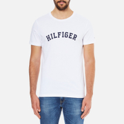 Tommy Hilfiger Men's Organic Cotton T-Shirt - White