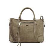 Rebecca Minkoff Women's Regan Satchel Tote Bag - Olive
