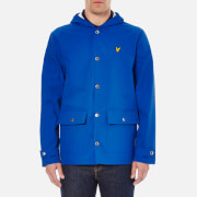 Lyle & Scott Vintage Men's Raincoat - Lake Blue