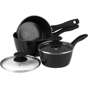Russell Hobbs Stone Collection 3 Piece Pan Set