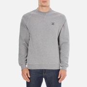 Barbour Heritage Men's Standards Sweatshirt - Grey Marl