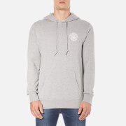 OBEY Clothing Men's Propaganda Seal Hoody - Heather Grey