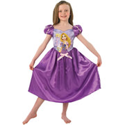 Disney Princesses Girls' Rapunzel Fancy Dress