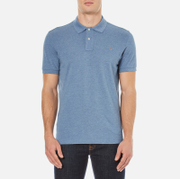 GANT Men's Original Pique Rugger Polo Shirt - Dark Jean Blue