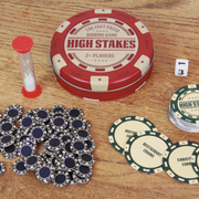 High Stakes Bidding Game