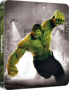 The Incredible Hulk - Zavvi Exclusive Lenticular Edition Steelbook (Limited to 2000 Copies)