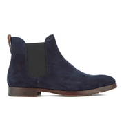 Polo Ralph Lauren Men's Dillian Suede Chelsea Boots - Navy