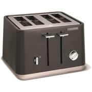 Morphy Richards 240004 Aspect Steel 4 Slice Toaster - Titanium