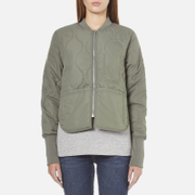 Cheap Monday Women's Parole Jacket - Elephant Grey