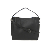 Furla Women's Capriccio Medium Hobo Bag - Black