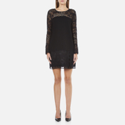 Diane von Furstenberg Women's Lavana Dress - Black
