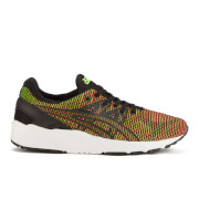 Asics Men's Gel-Kayano Evo 'Chameleon Pack' Trainers - Gecko Green/Guava