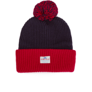 Penfield Men's Bobble Beanie - Navy