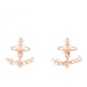 Vivienne Westwood Women's Toni Earrings - Pink Gold