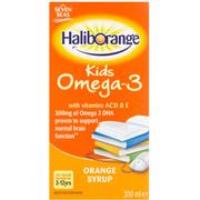 Haliborange Kids Omega 3 Orange Syrup