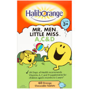 Haliborange Mr Men A, C & D Softies - 60 Softies