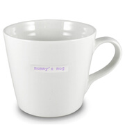 Keith Brymer Jones Mummy's Large Bucket Mug - White