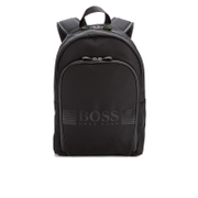 BOSS Green Pixel Backpack - Black