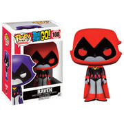 Teen Titans Go! Raven Red Funko Pop! Figur