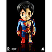 DC Comics XXRAY Figure Wave 1 Superman 10 cm