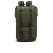 Herschel Supply Co. Little America Backpack - Forest Night/Black Rubber