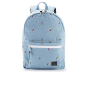 Herschel Supply Co. Settlement Disney Backpack - Denim/Black Poly