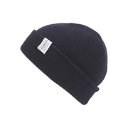 Barbour Men's Lambswool Watch Cap - Navy