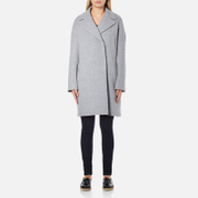Sportmax Women's Asia Knee Length Coat - Grey