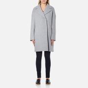 Sportmax Women's Asia Knee Length Coat - Grey