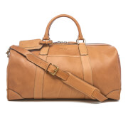 Polo Ralph Lauren Men's Duffle Bag - Cognac