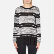 MINKPINK Women's Smoke On The Water Knitted Jumper - Multi