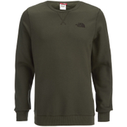 The North Face Men's Street Fleece Pullover - Rosin Green