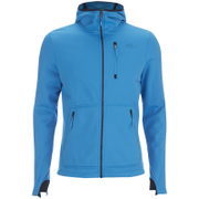 The North Face Men's Rafford Full Zip Hoody - Blue Aster