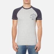 Superdry Men's Surplus Baseball T-Shirt - Hudson Grey Grit