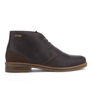 Barbour Men's Readhead Leather Chukka Boots - Rustic Brown