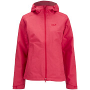 Jack Wolfskin Women's Northern Sky Jacket - Hibiscus Red