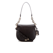 Karl Lagerfeld Women's K/Grainy Satchel - Black