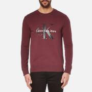 Calvin Klein Men's Crew Neck Sweatshirt - Port Royale