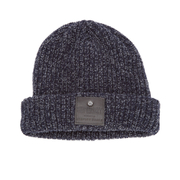 Superdry Men's Surplus Downtown Beanie Hat - Navy Twist