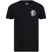 Rum Knuckles Men's Classic Logo T-Shirt - Black