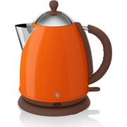 Swan SK261050ON 1.7L Jug Kettle - Orange