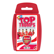 Top Trumps Specials - Arsenal FC 2015/16