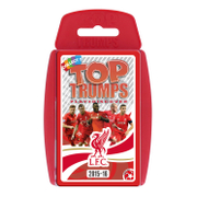Top Trumps Specials - Liverpool FC 2015/16