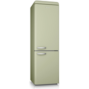 Swan SR11020FGN Frost Free Fridge Freezer - Green