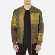Maharishi Men's Upcycled Liner Jacket - Olive